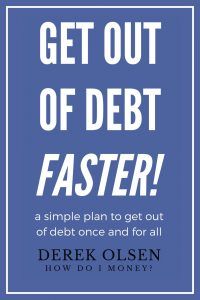 In debt? Get out!